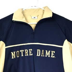 University Notre Dame Columbia Jacket Embroidered